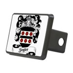 Ziegler Coat of Arms Rectangular Hitch Cover