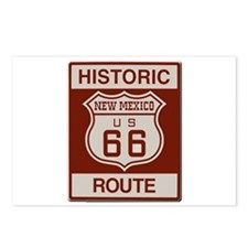 New Mexico Route 66 Postcards (Package of 8)