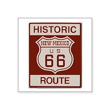 New Mexico Route 66 Sticker