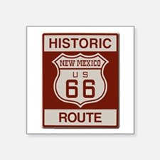 New Mexico Route 66 Sticker