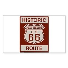 New Mexico Route 66 Decal