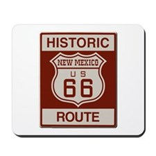 New Mexico Route 66 Mousepad