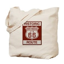 New Mexico Route 66 Tote Bag