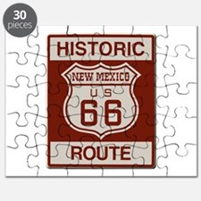 New Mexico Route 66 Puzzle