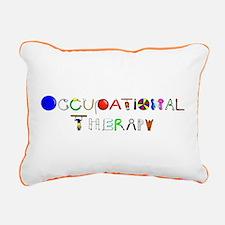 OT at work Rectangular Canvas Pillow