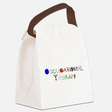 OT at work Canvas Lunch Bag