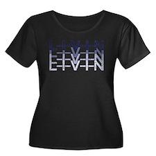 Livin. L I V I N Plus Size T-Shirt