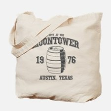 Party at the Moontower 1976 Tote Bag