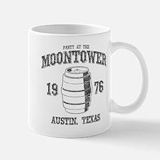 Party at the Moontower 1976 Mug