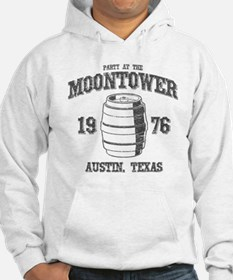 Party at the Moontower 1976 Hoodie
