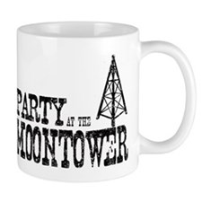 Party at the Moontower Mug
