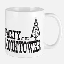 Party at the Moontower Small Mugs