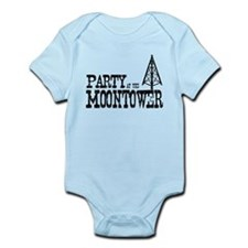 Party at the Moontower Body Suit