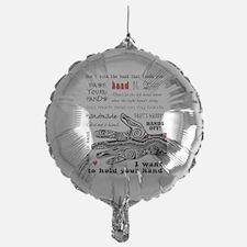 HandPrint Balloon