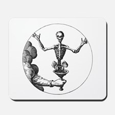Death In The Clouds Mousepad
