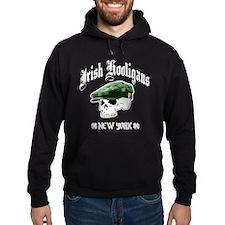 IRISH Hooligans - New York Hoodie