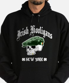 IRISH Hooligans - New York Hoodie