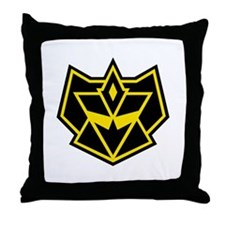 TransformerMIX Throw Pillow