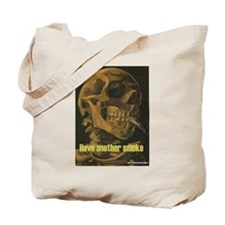 Anti Tobacco Apparel and Items Tote Bag