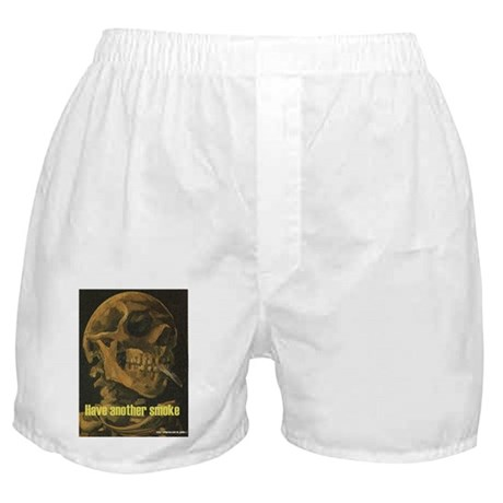 Anti Tobacco Apparel and Items Boxer Shorts