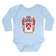 Beadle Long Sleeve Infant Bodysuit