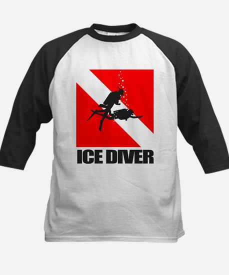 Ice Diver Baseball Jersey
