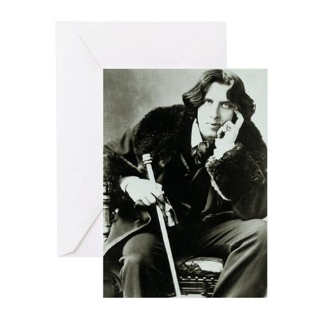 Wilde Portrait: Greeting Cards (10 Pk)