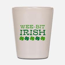 WEE-BIT Irish Shot Glass