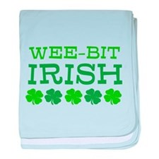 WEE-BIT Irish baby blanket