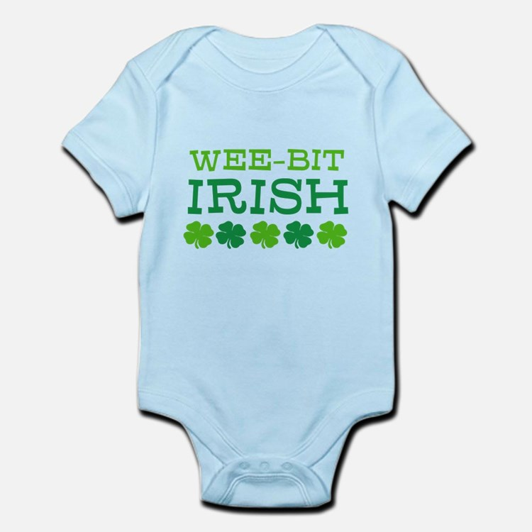 WEE-BIT Irish Body Suit