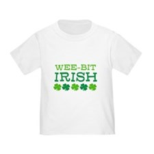 WEE-BIT Irish T-Shirt