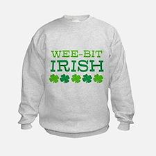 WEE-BIT Irish Sweatshirt