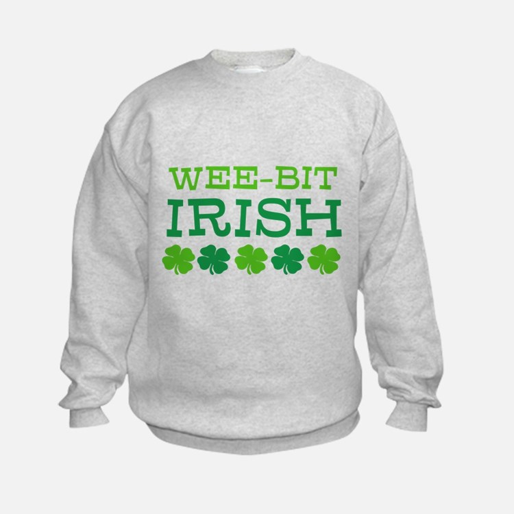 WEE-BIT Irish Sweatshirt