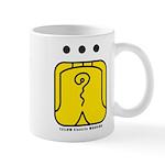 YELLOW Electric WARRIOR Mug