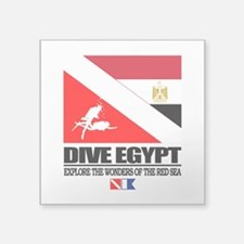 Dive Egypt Sticker