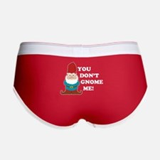 You don't Gnome me! Women's Boy Brief