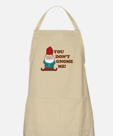 You don't Gnome me! Apron