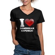 I Heart Dominican Republic T-Shirt