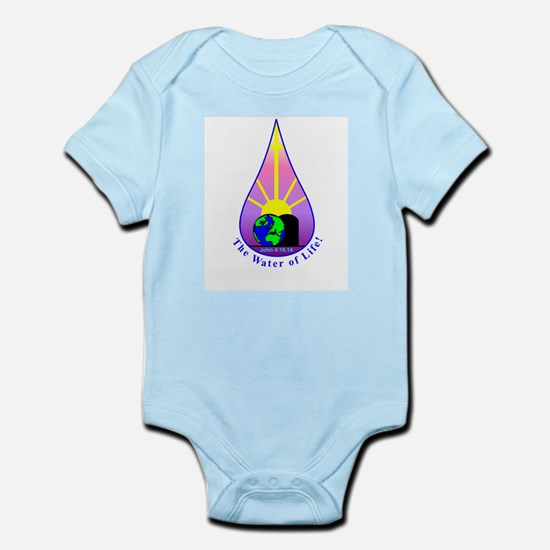 The Water of Life! Infant Bodysuit