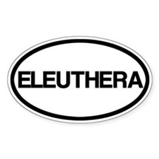 Eleuthera Bumper Stickers