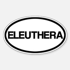 Eleuthera Decal