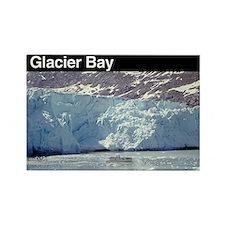 Glacier Bay NP Rectangle Magnet