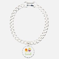 Easter Chick Laurel Bracelet