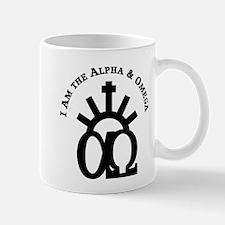 The Alpha & Omega Mug