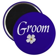 """Unique Newlywed 2.25"""" Magnet (10 pack)"""
