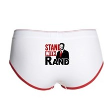 Stand With Rand Women's Boy Brief