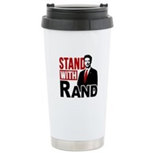 Stand With Rand Travel Mug