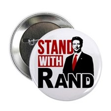 "Stand With Rand 2.25"" Button"