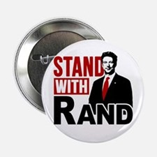 """Stand With Rand 2.25"""" Button"""