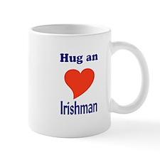 Hug an Irishman Coffee Mug